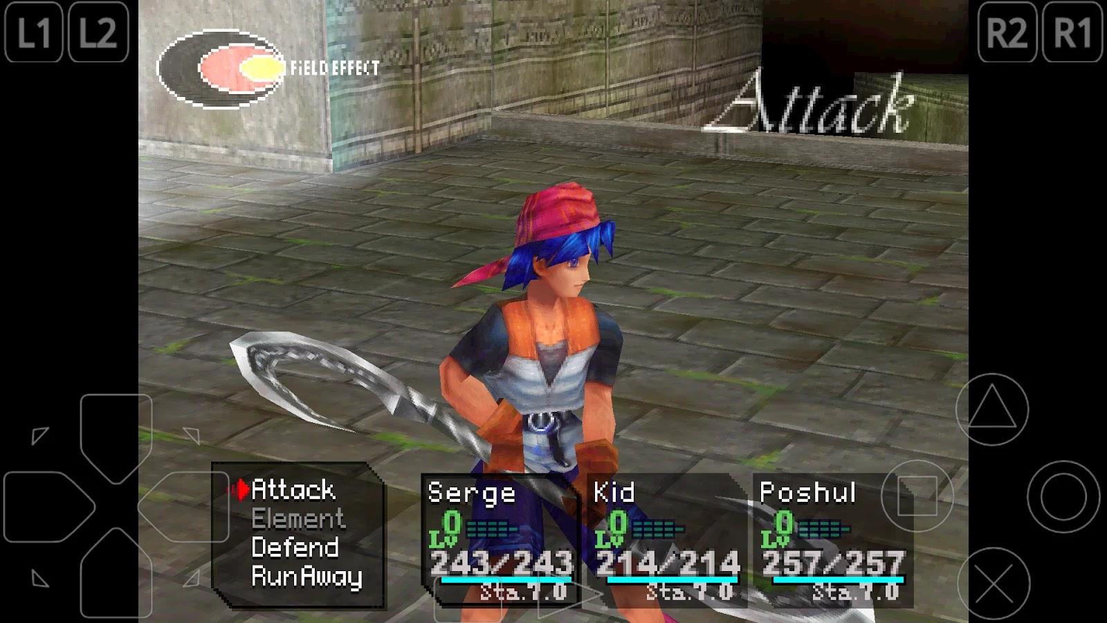 ePSXe[Playstation Emulator] 1 9 20 Apk+Roms+Bios